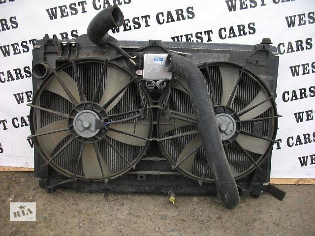 продам Б/у вентилятор осн радіатора для легкового авто Lexus GS 2006 бу в Луцке