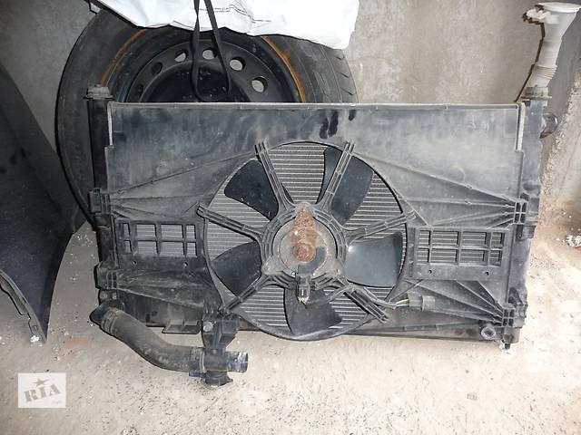 Б/у вентилятор осн радиатора для легкового авто Mitsubishi Lancer X- объявление о продаже  в Виннице
