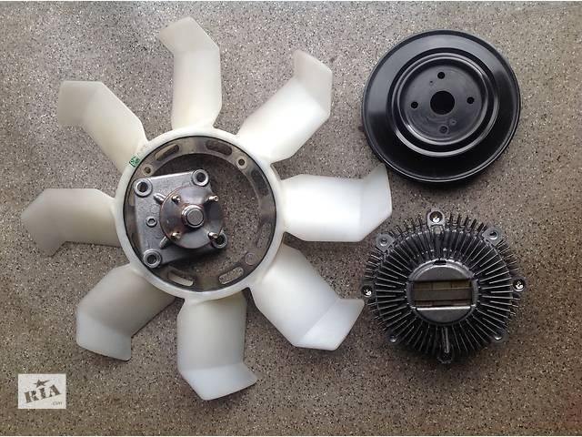 купить бу Б/у вентилятор осн радиатора для легкового авто Mitsubishi Pajero Sport в Киеве