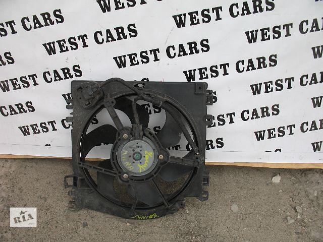 купить бу Б/у вентилятор осн радиатора для легкового авто Nissan Micra Hatchback (5d) 2006 в Луцке