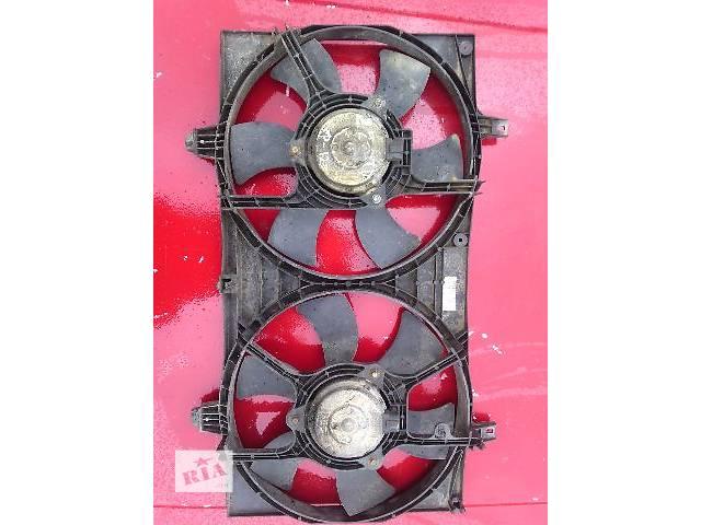 бу Б/у вентилятор осн радиатора для легкового авто Nissan Primera в Ковеле