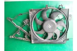 б/у Вентиляторы осн радиатора Opel Vectra B