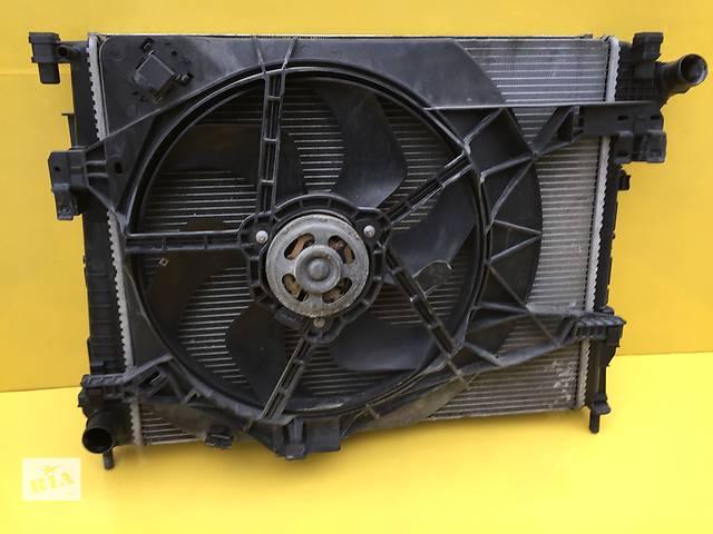 бу Б/у вентилятор осн радиатора для легкового авто Opel Vivaro в Ковеле