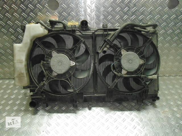 купить бу Б/у вентилятор осн радиатора для легкового авто Subaru Forester 2.0 в Ровно