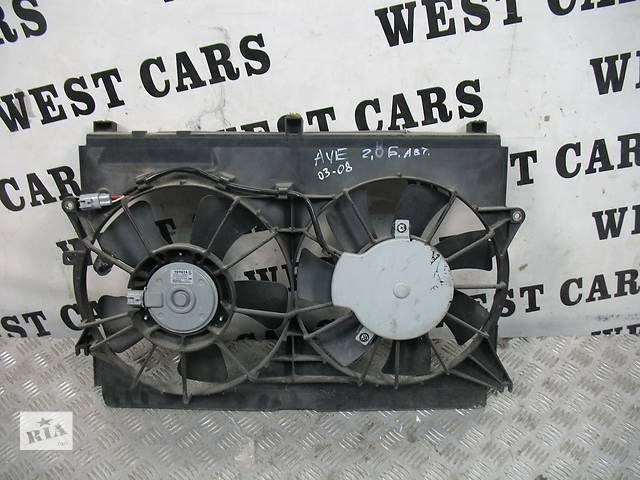 Б/у вентилятор осн радиатора для легкового авто Toyota Avensis 2006- объявление о продаже  в Луцке
