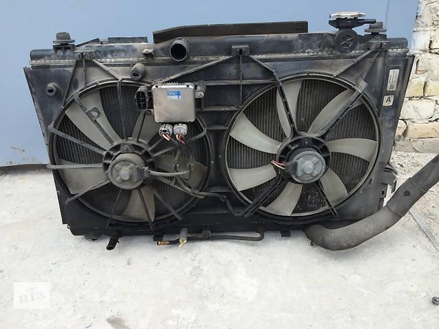 продам Б/у вентилятор осн радиатора для легкового авто Toyota Camry бу в Ровно