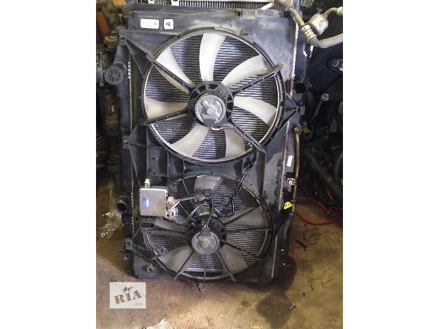 купить бу Б/у вентилятор осн радиатора для легкового авто Toyota Rav 4 2007 в Киеве