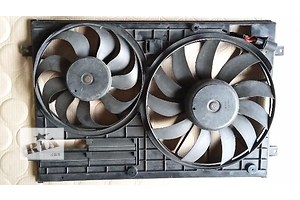 б/у Вентилятор осн радиатора Volkswagen