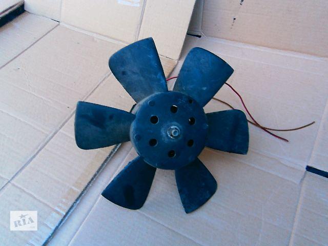 Б/у вентилятор осн радиатора для легкового авто Volkswagen B2- объявление о продаже  в Городке