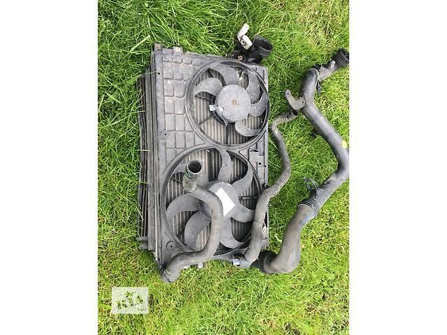 купить бу Б/у вентилятор осн радиатора для легкового авто Volkswagen Caddy в Тернополе