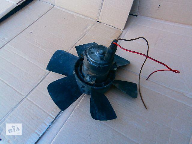 купить бу Б/у вентилятор осн радиатора для легкового авто Volkswagen Golf II в Городке