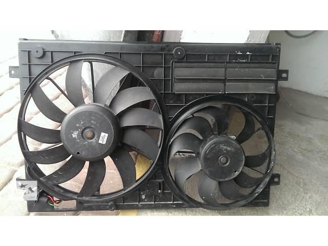 бу Б/у вентилятор осн радиатора для легкового авто Volkswagen Passat в Ровно