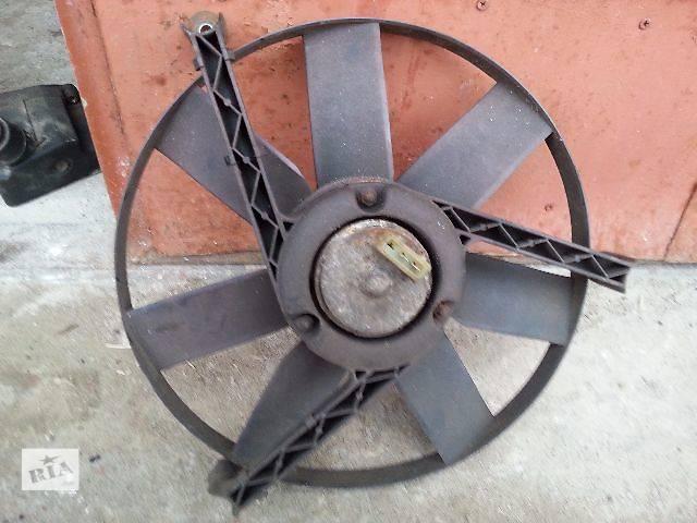 бу Б/у вентилятор осн радиатора для легкового авто Volkswagen Polo в Славуте (Хмельницкой обл.)