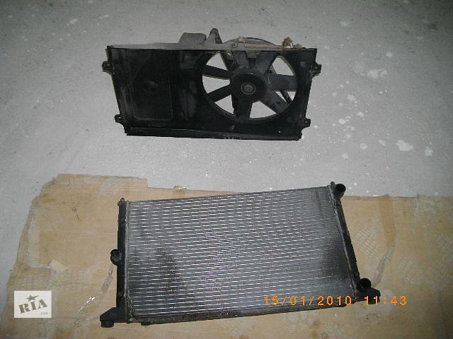 Б/у вентилятор осн радиатора для легкового авто Volkswagen Sharan 1998- объявление о продаже  в Львове