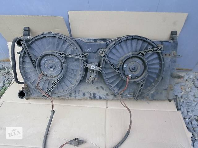 купить бу Б/у вентилятор осн радиатора для легкового авто Volkswagen T4 (Transporter) 2.4Д в Городке (Хмельницкой обл.)