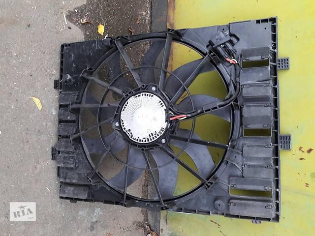 бу Б/у вентилятор осн радиатора для легкового авто Volkswagen Touareg в Киеве