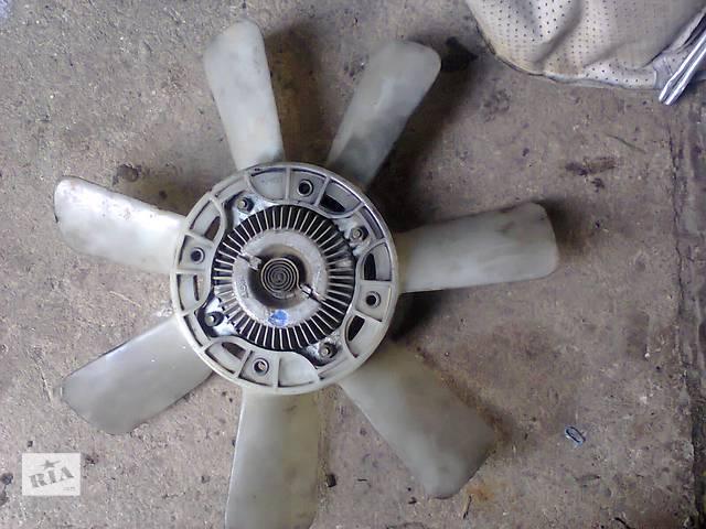 продам Б/у вентилятор осн радиатора для микроавтобуса Isuzu Midi бу в Львове