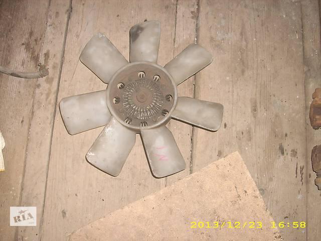 продам Б/у вентилятор осн радиатора для микроавтобуса Nissan Vanette бу в Львове