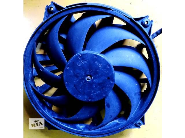 бу Б/у вентилятор осн радиатора 1401312280 Citroen Jumpy (3) с 2007г. Скудо Эксперт Джампи Джампи в Ровно