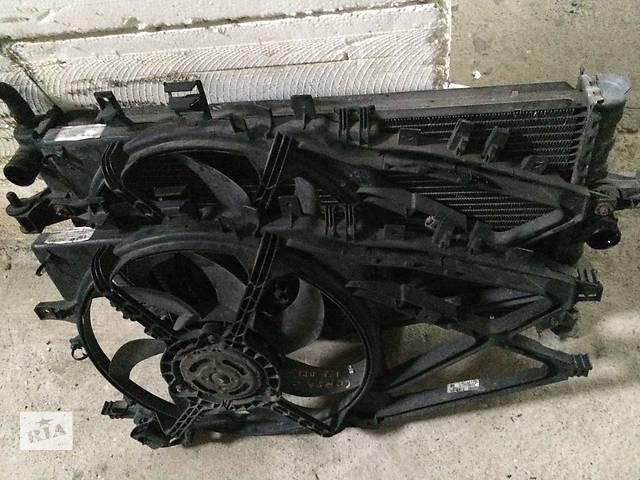 бу Б/у вентилятор осн радиатора для минивена Opel Combo в Калуше