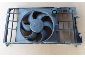 б/у Вентилятор осн радиатора Peugeot Partner груз.