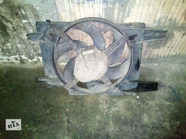 купить бу Б/у вентилятор осн радиатора для седана Alfa Romeo 156 в Киеве