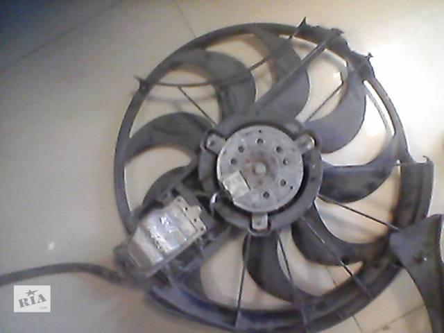 бу Б/у вентилятор осн радиатора для седана Audi A6 в Ивано-Франковске