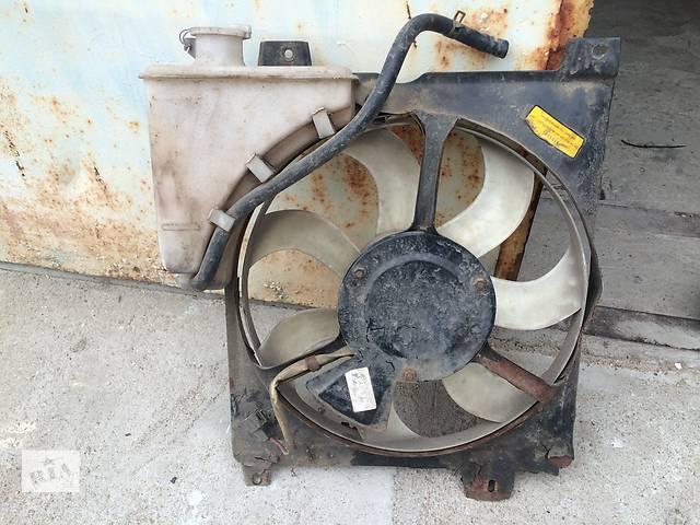 бу Б/у вентилятор осн радиатора для седана Geely MK в Одессе