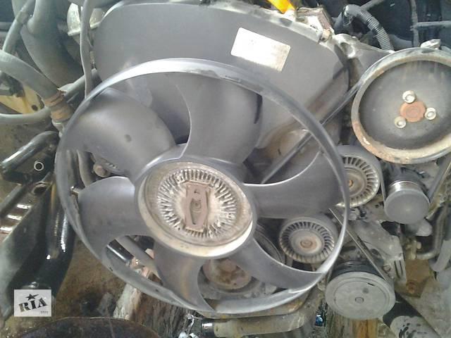 купить бу Б/у Вентилятор осн радиатора для Volkswagen Crafter Фольксваген Крафтер 2.5 TDI 2006-2010 в Рожище