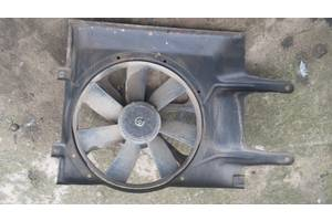 б/у Вентилятор осн радиатора Volkswagen Passat B4