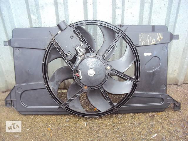 бу Б/у вентилятор осн радиатора Ford C-Max в Киеве