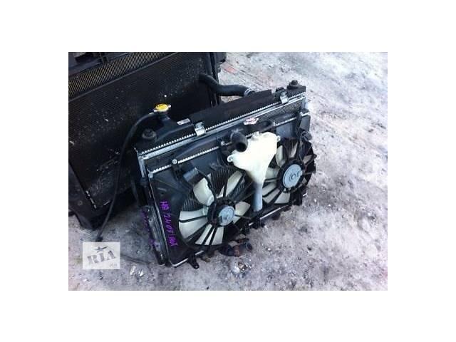 купить бу Б/у вентилятор осн радиатора Honda Accord в Киеве