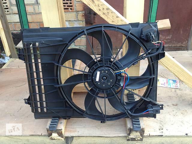 Б/у вентилятор осн радиатора Hyundai Tucson- объявление о продаже  в Киеве