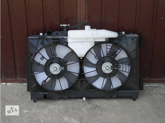 бу Б/у вентилятор осн радиатора Mazda 6 в Киеве