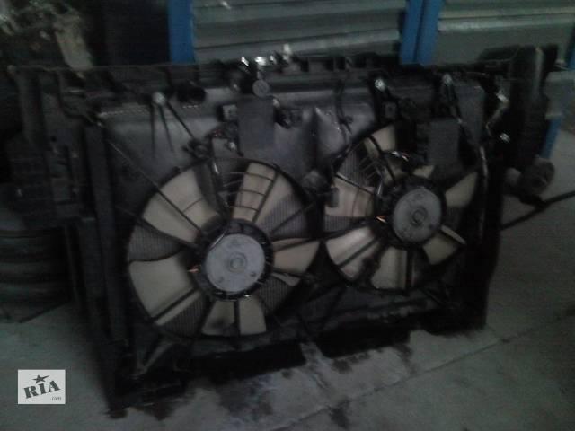 продам Б/у вентилятор осн радиатора Mazda CX-7 бу в Киеве