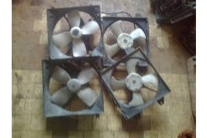 б/у Вентилятор осн радиатора Mitsubishi Galant
