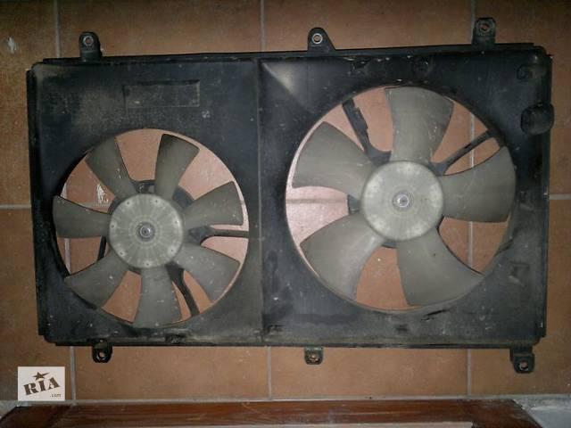 Б/у вентилятор осн радиатора  Mitsubishi Grandis- объявление о продаже  в Киеве