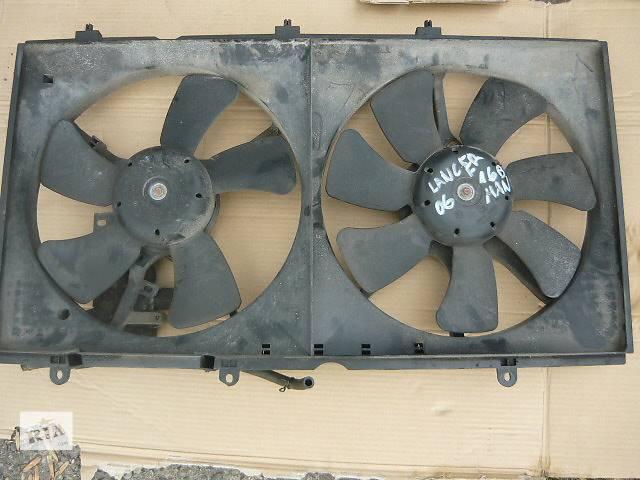 продам Б/у вентилятор осн радиатора  Mitsubishi Lancer бу в Киеве