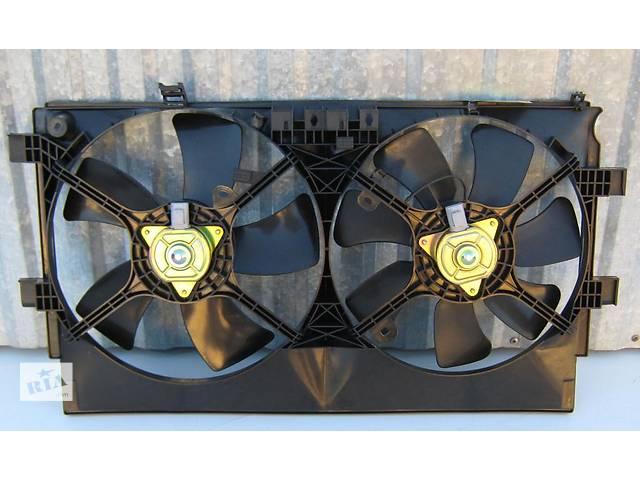 продам Б/у вентилятор осн радиатора Mitsubishi Outlander XL бу в Киеве