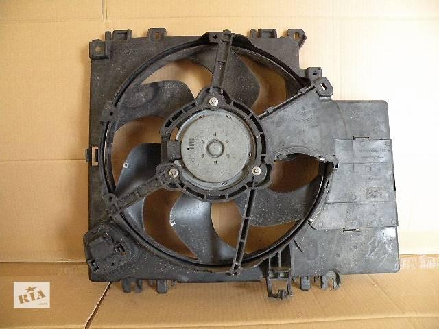 продам Б/у вентилятор осн радиатора Nissan Note бу в Киеве