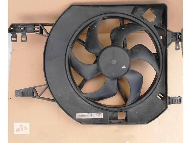 бу Б/у вентилятор осн радиатора Renault Trafic 1.9, 2.0, 2.5 Рено Трафик (Vivaro, Виваро) 2001-2009гг в Ровно