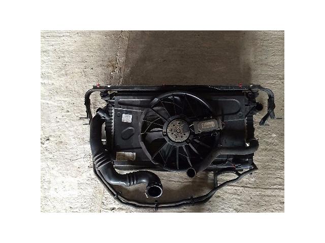 бу Б/у вентилятор осн радиаторакомплектный для Ford C-Max 2003-2008 в Львове