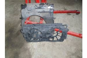 б/у Вентилятор рад кондиционера Volkswagen Crafter груз.