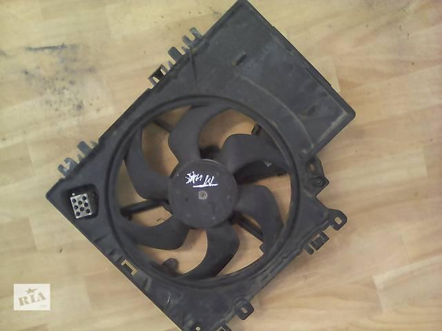 продам Б/у вентилятор рад кондиционера для хэтчбека Nissan Micra к12 бу в Киеве