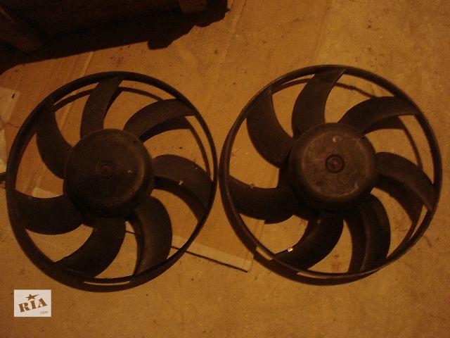 продам Б/у вентилятор рад кондиционера для хэтчбека Renault Safrane 1997 бу в Львове