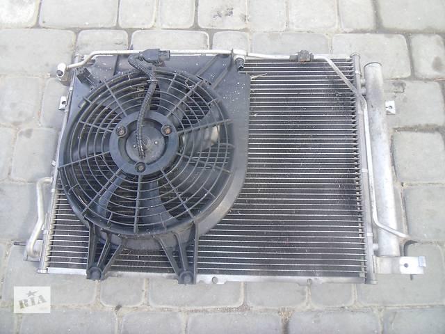 Б/у вентилятор рад кондиционера для легкового авто Kia Sorento- объявление о продаже  в Коломые