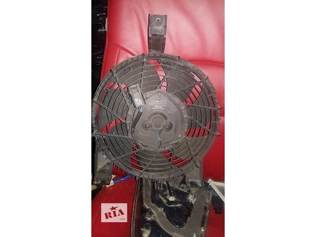 купить бу Б/у вентилятор рад кондиционера для легкового авто Toyota Land Cruiser 200 в Киеве