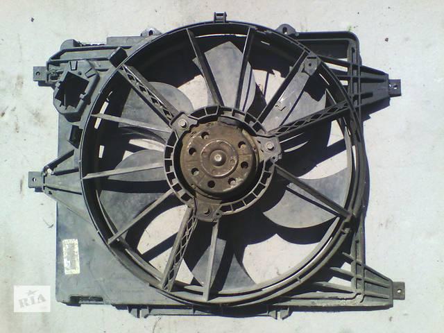 бу Б/у вентилятор радиатора Renault Kangoo 2003 в Броварах