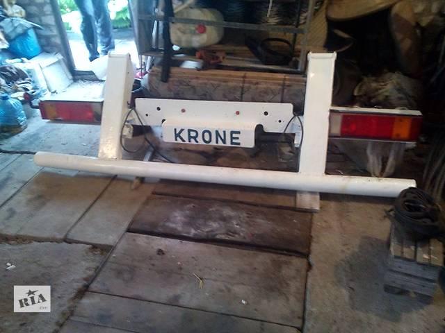 купить бу Б/у відбійник для причепа Krone SDP в Черкассах