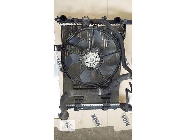 продам Б/у Віськомуфта Вискомуфта/крыльчатка вентилятора для легкового авто Renault Kangoo бу в Рожище